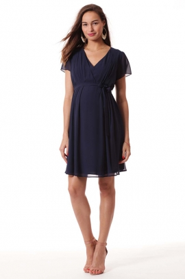 Maternity and nursing dress - Sylvia