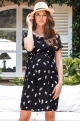 Maternity and nursing dress - Priya