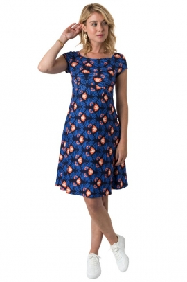 Maternity and nursing dress - Jeanne