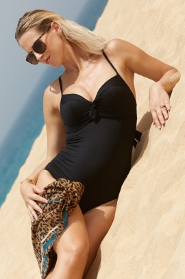 Black Maternity swimsuit