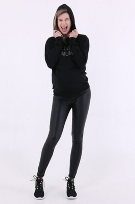Maternity & nursing sweatshirt - Cool Mum