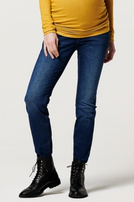 Slim maternity jeans Navy