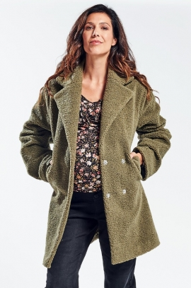 Coat for pregnant woman - Teddy