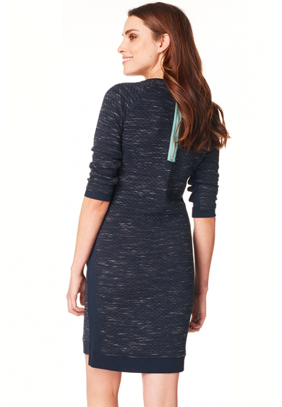 3996bca7d0496 Very fashion maternity dress in sweat jersey,brand Noppies
