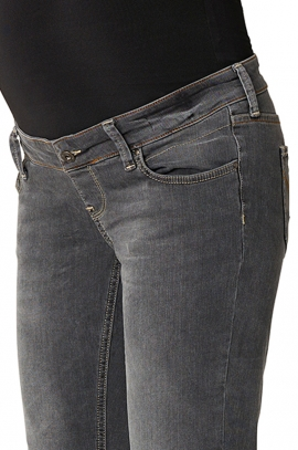 Stretchy slimfit maternity jean's with 5 pockets