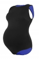 Reversible Maternity Swimsuit - Sunset