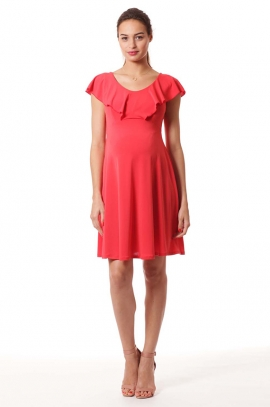 Maternity and nursing dress - Daria