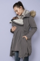 3 in 1 Winter Maternity Parka