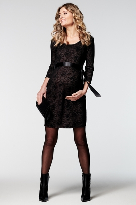 Party maternity dress lace