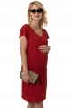 Olly maternity and nursing dress